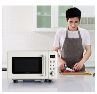 Микроволновая печь Xiaomi Ocooker Retro Tablet Microwave