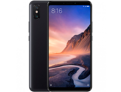 Смартфон Xiaomi Mi Max 3 4/64gb black Global version