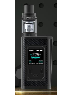 Набор SMOK MAJESTY+TFV8 X BABY Black carbon