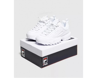 Кроссовки FILA DISRUPTOR 2 TRIPLE WHITE (36-41)