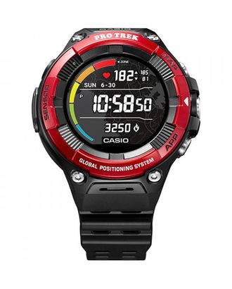 Купить Casio Pro-Trek Smart WSD-F21HR-RDBGE на умном гаджете