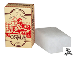 Квасцы для бритья блок Osma 75 гр
