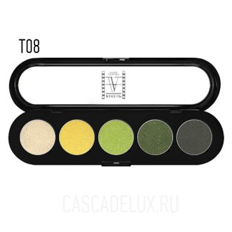Тени для глаз Make-up Atelier Paris Т08