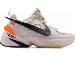 Nike M2K Tekno Off-White белые