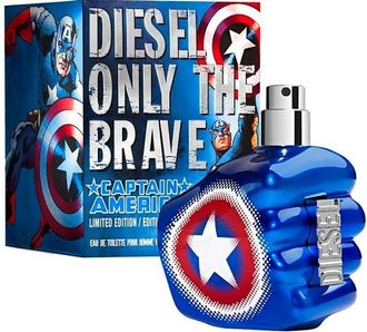 Мужской Diesel Only The Brave Captain America