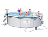 Стальной бассейн 460х120 см Hydrium Pool Set,
