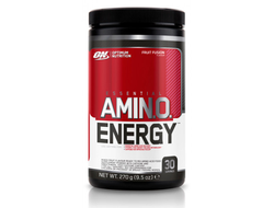 (Optimum Nutrition) Amino Energy - (270 гр) - (ананас)