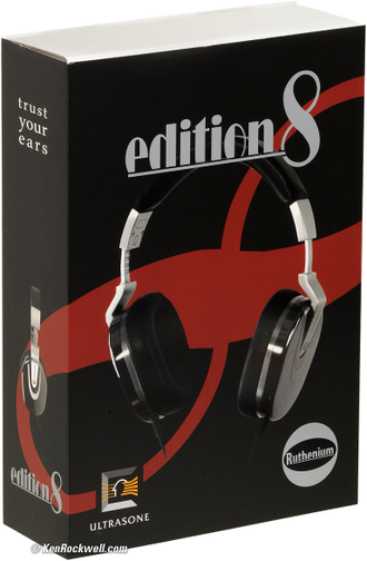 Ultrasone Edition 8 Palladium в soundwavestore-company.ru
