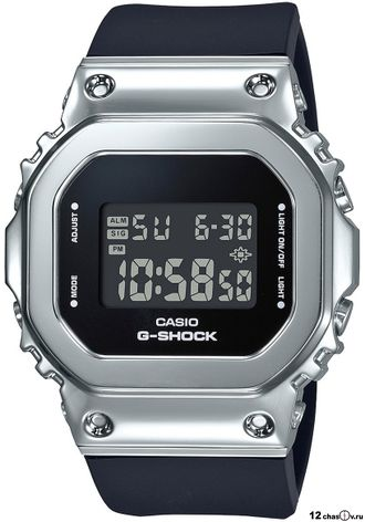 Часы Casio G-Shock GM-S5600-1ER