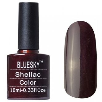 Гель-лак Shellac Bluesky цвет N80510 FEDORA