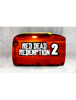 Пенал Red Dead Redemption 2  № 1