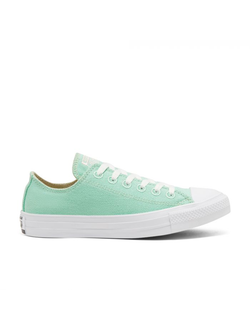 Кеды Converse Chuck Taylor All Star Renew Cotton Low Top зеленые