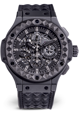 Hublot Big Bang Black 44 mm Skeleton Dial Depeche Mode