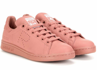 Adidas Raf Simons Stan Smith Розовые (36-40) Арт. 374M-A
