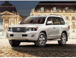 Toyota Land Cruiser 200, (09.2007 - н.в.)