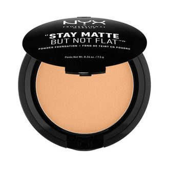 Пудра матирующая NYX Stay Matte But Not Flat Powder 05 Soft beige