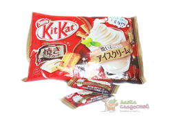 Японский Kit Kat Ice Cream, вкус мороженого с корицей, 11.6 гр.