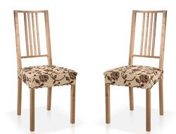 Чехлы на сиденья стульев испанского производства
