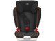 Britax Roemer KidFix II XP Sict Black Series Wine Rose