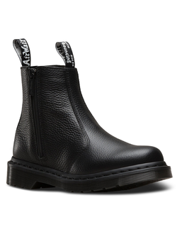 Ботинки Dr. Martens 2976 WZips Leather Chelsea Boots Women