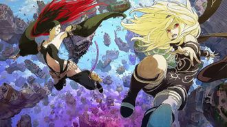Gravity Rush 2 (SONY PLAYSTATION 4) (РУССКАЯ ВЕРСИЯ)