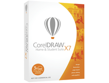 CorelDRAW Home & Student Suite X7 RU Mini-Box CDHSX7RUMBEU