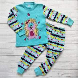 Пижама для девочки (Артикул DL-7)
