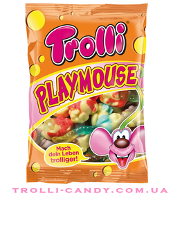 Trolli - Playmouse (100g) 4000512319446
