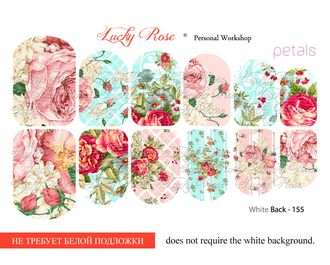 Lucky Rose WB-155
