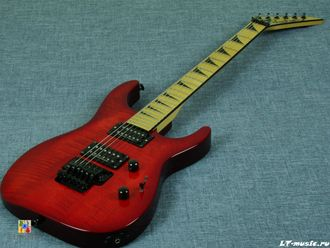 Jackson DK2M Japan Transparent Red Seymour D. (модификация 2)