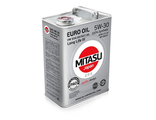 MJ-210. MITASU EURO PAO LL III OIL 5W-30 100% Synthetic
