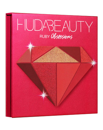 HUDA BEAUTY Ruby Obsessions Palette Тени