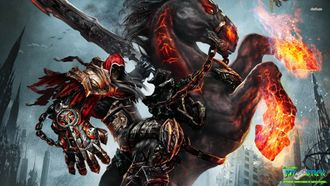 Darksiders - Warmastered Edition (New)[Nintendo Switch, русская версия]