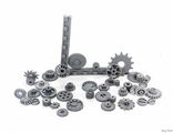 Gears and cogs kit