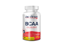 (Be First) BCAA Capsules - (120 капс)