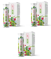 Ecoslim biologically active dietary supplement (3 pieces).