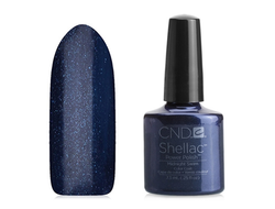 Гель-лак Shellac CND Midnight Swim №40548
