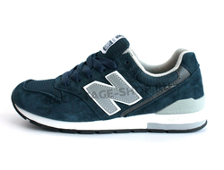 Кроссовки New Balance 996 Blue\Gray