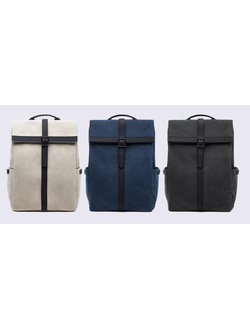 Рюкзак Xiaomi Grinder 90 points Oxford casual backpack бежевый