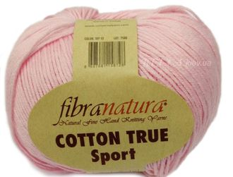 Пряжа Fibranatura Cotton True Sport 107-13