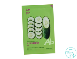 Маска тканевая Holika Holika Pure Essence Mask Sheet Cucumber