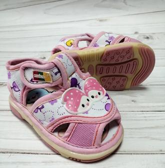 Туфли для девочки (Артикул 3082)
