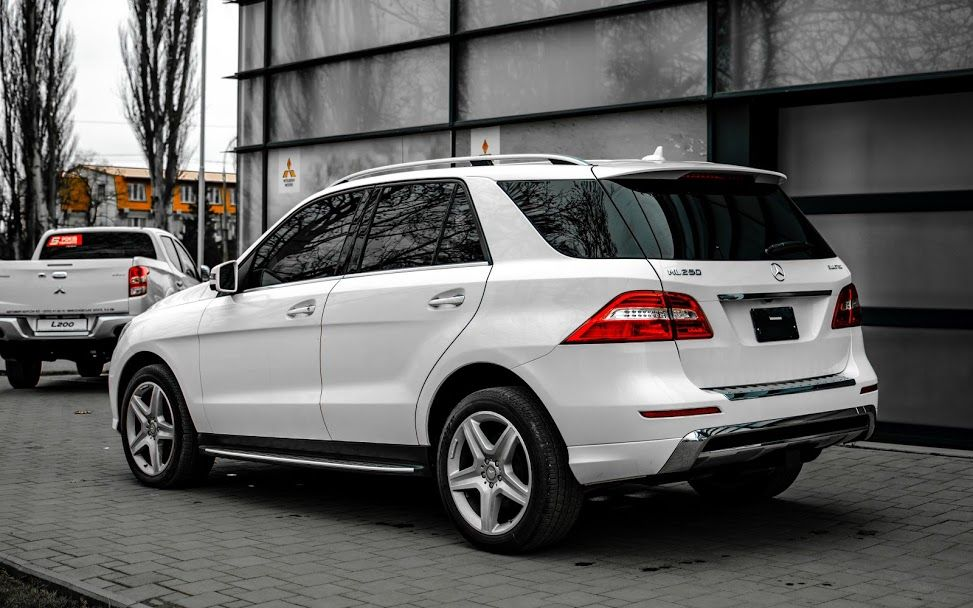 Mercedes-Benz ML 250 Bluetec Kiev