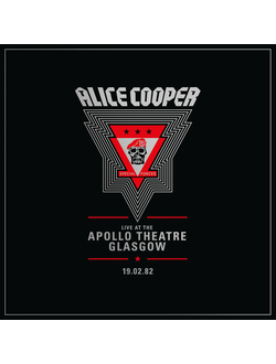 ALICE COOPER - Live from the Apollo Theatre Glasgow 2-LP RSD 2020
