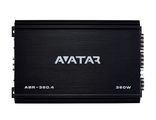 Avatar ABR-360.4 Black