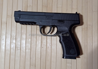 Фото пневматический пистолет Crosman PSM 45 https://namushke.com.ua/products/crosman-psm45