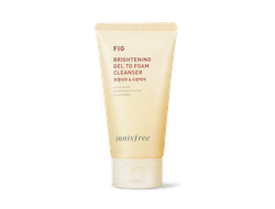 Осветляющая гель-пенка Innisfree Fig Brightening Gel To Foam Cleanser