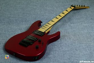 Jackson DK2M Japan Metallic  Red Seymour D.
