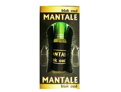 Арабские духи Al Rayan Mantali Black oud 6ml
