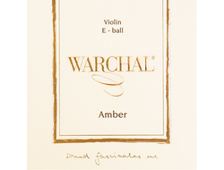 Warchal Amber violin E ball
